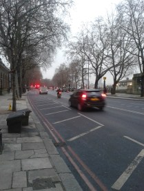Victoria Embankment - street view