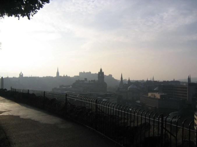 Edinburgh from Calton Hill