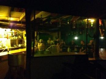 Last night malarkey at Shalati