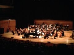 Ben folds with the Royal Northern Sinfonia