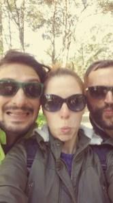 Dimitris, Glyka, and Nick