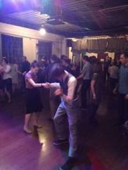 Dancing at MSDS