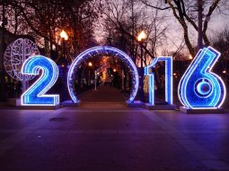 New year stuff