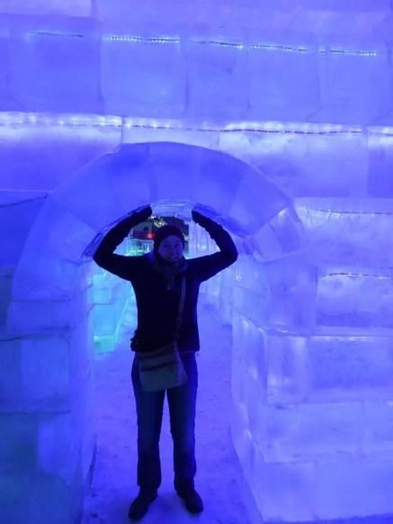 Ice is everywhere!