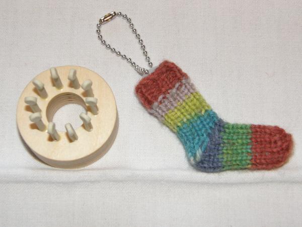 tiny sock in blocker