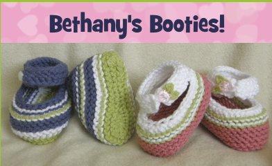 Bethany's Booties