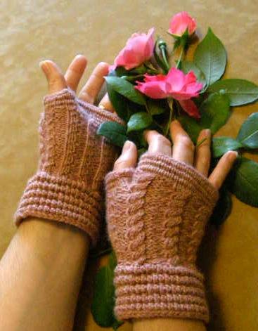 heather rose wristers