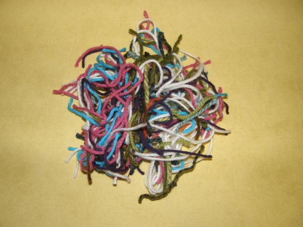 Yarn Ends!  yeah...