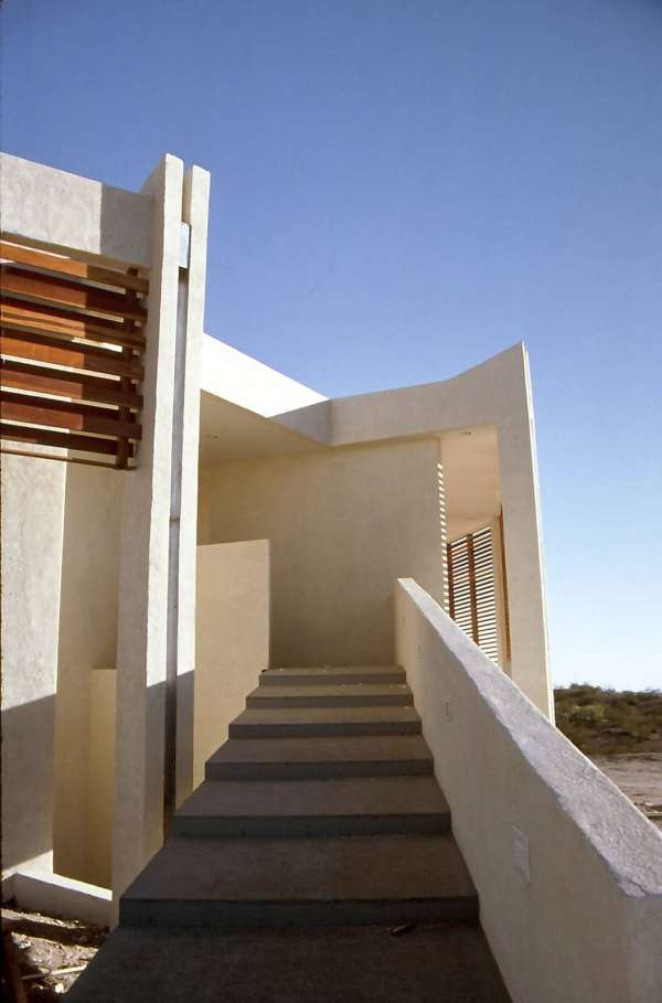Passive Solar Desert Home Las Cruces Mexico