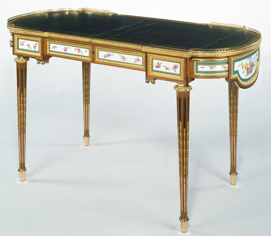 Getty Museum French Furniture
