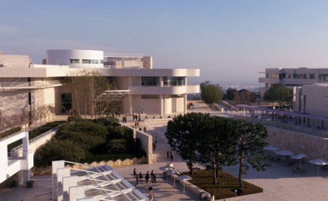 Visit The Getty