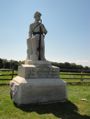 Discovering the 149th Pennsylvania Infantry at Gettysburg