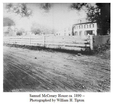 Samuel McCreary House