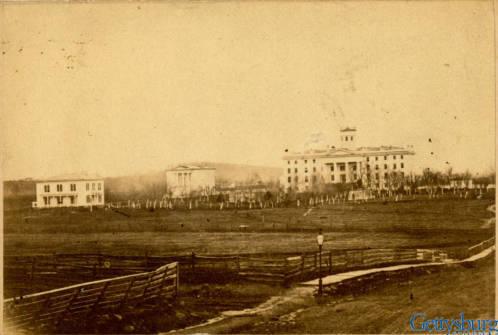 Gettysburg College: A Memorial Landmark
