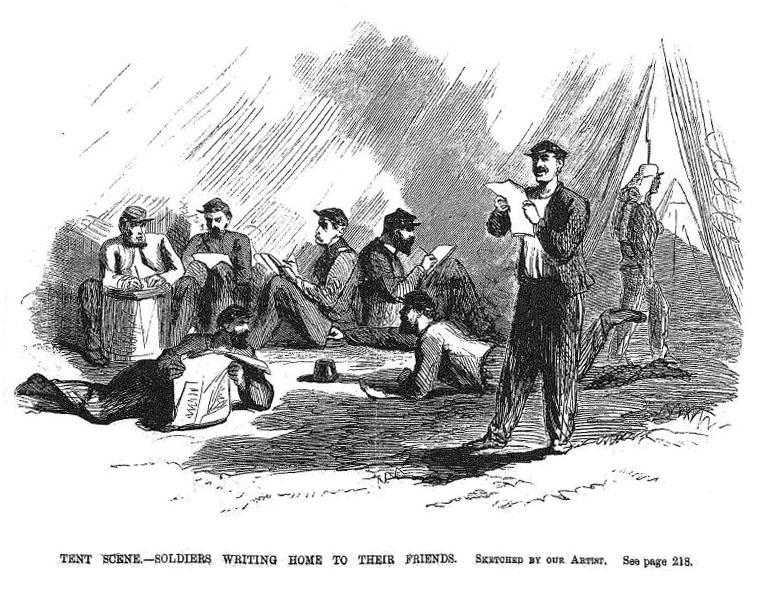 Personal Civil War Poetry