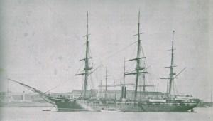 USS_Hartford_(1858)