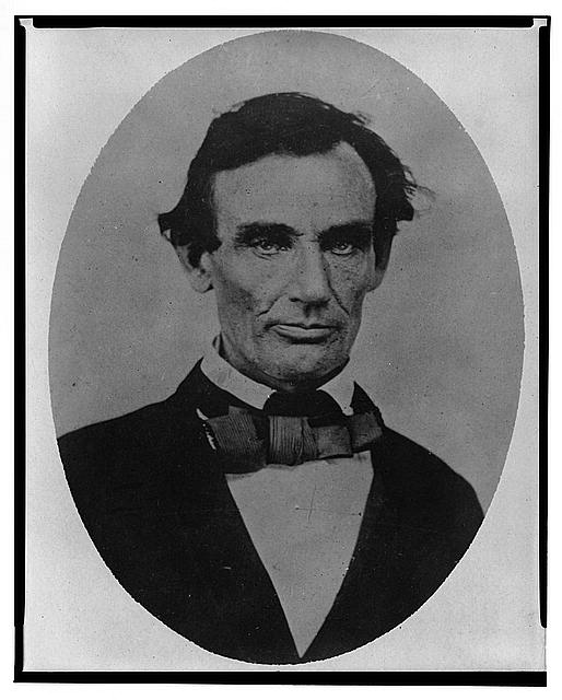 """Lincoln: The Uncertain President"""