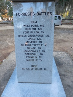 Controversial Commemoration: Remembering the Varied Legacies of Nathan Bedford Forrest