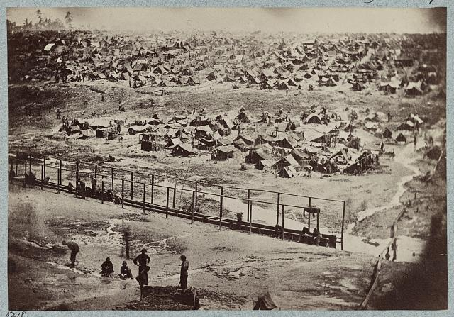 """All hope is banished"": Life in Andersonville Prison"