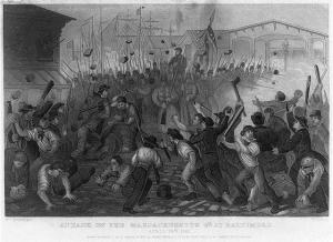 Baltimore Massacre