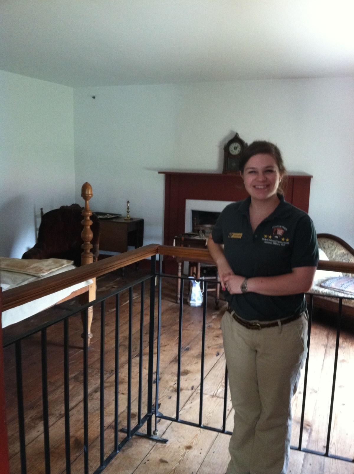 Pohanka Reflection: Megan McNish at FredSpot