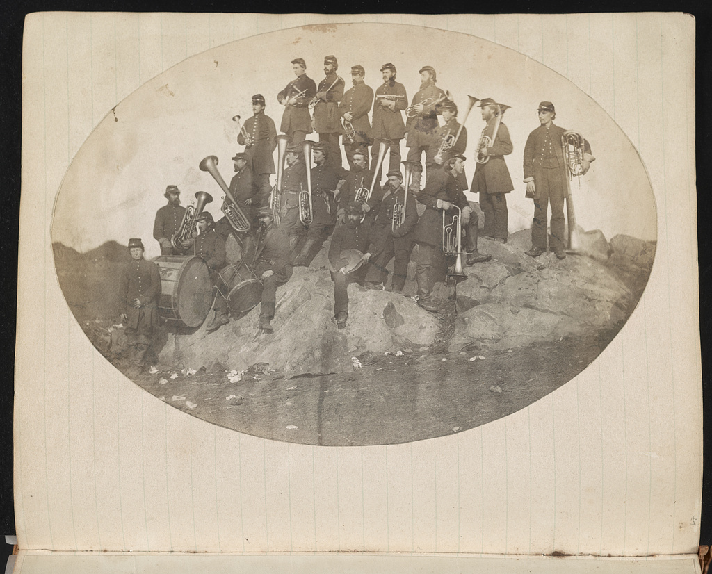 The Blue and the Grey on Black and White: Music in the Civil War Era (Part 1)