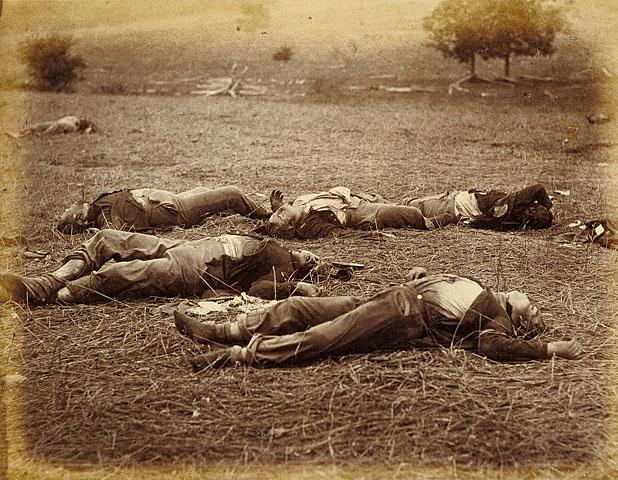 Letters from the Battlefield:  George Washington Beidelman, July 4, 1863