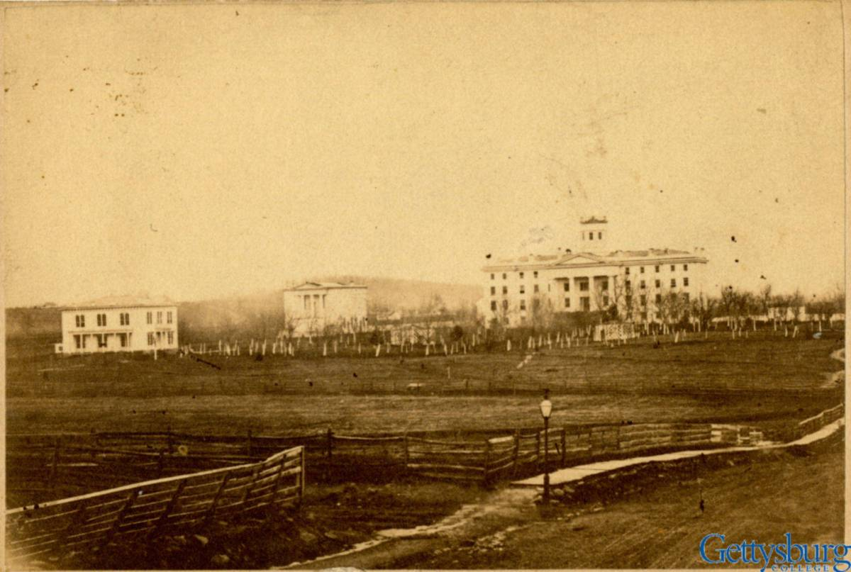 The Calm Before the Storm: Pennsylvania College in the Antebellum Period