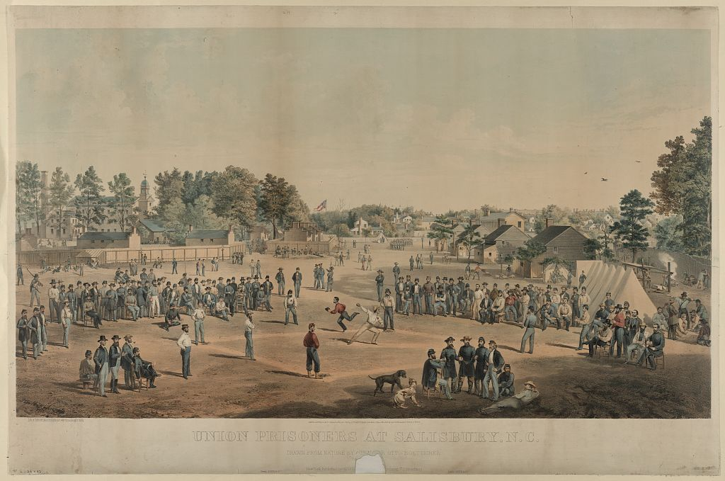 Our Reconciliationist Pastime: How Baseball Contributed to the Reunification of White America