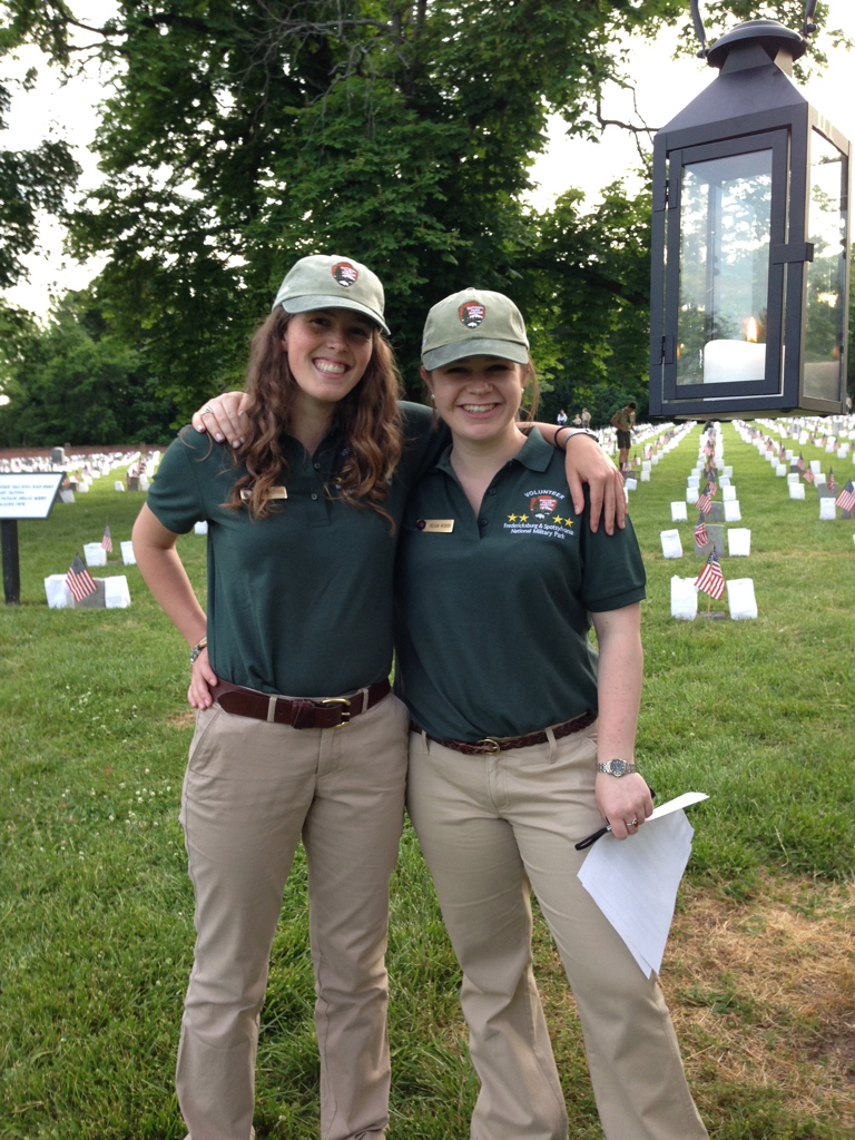 Find Your Park Friday:  Meg and Megan Take Fredericksburg and Spotsylvania NMP