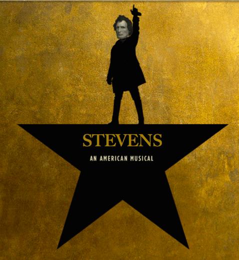 A Thaddeus Stevens Musical: A 19th Century Hamilton?