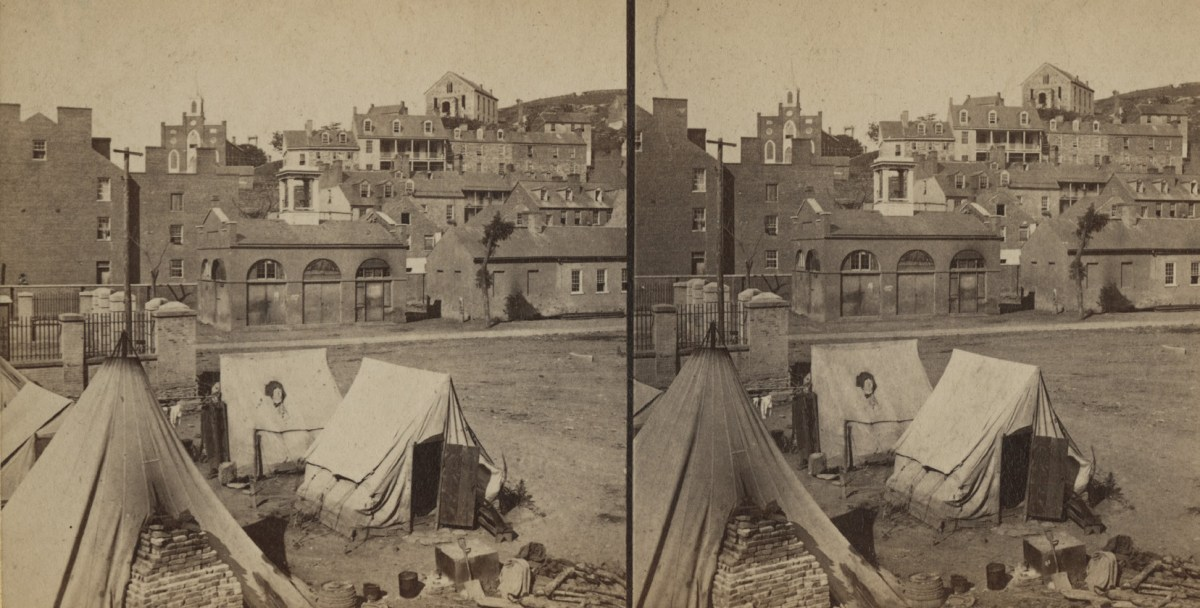 A Beacon of Hope:  Contraband Camps, Harpers Ferry, and John Brown