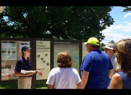 Provoking New Questions at Richmond National Battlefield Park