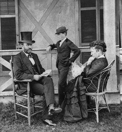 Lee and Grant: Images of Fatherhood in Victorian America