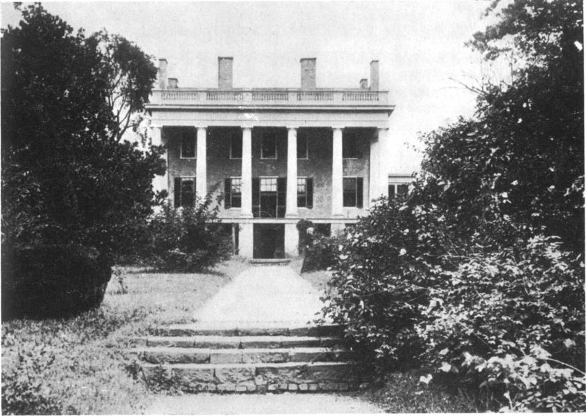 vanlew mansion
