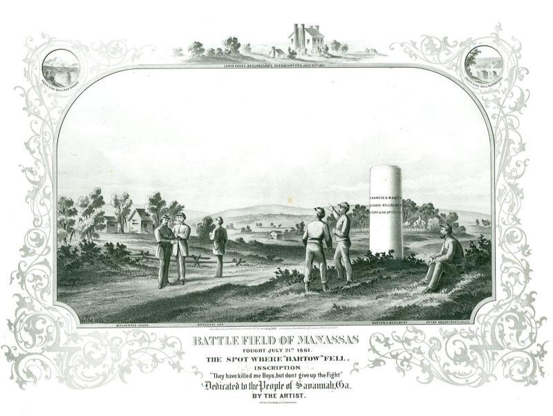 Bartow Monument