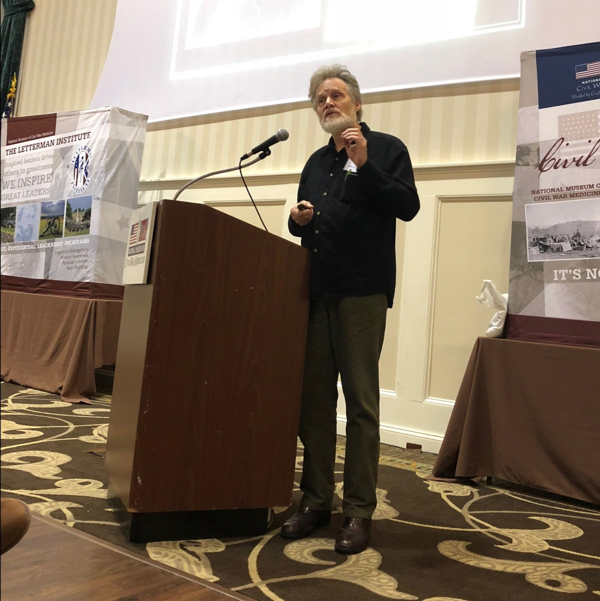 Unspeakable Suffering; Eloquent Explanations:  National Civil War Medicine Museum's 26th Annual Conference