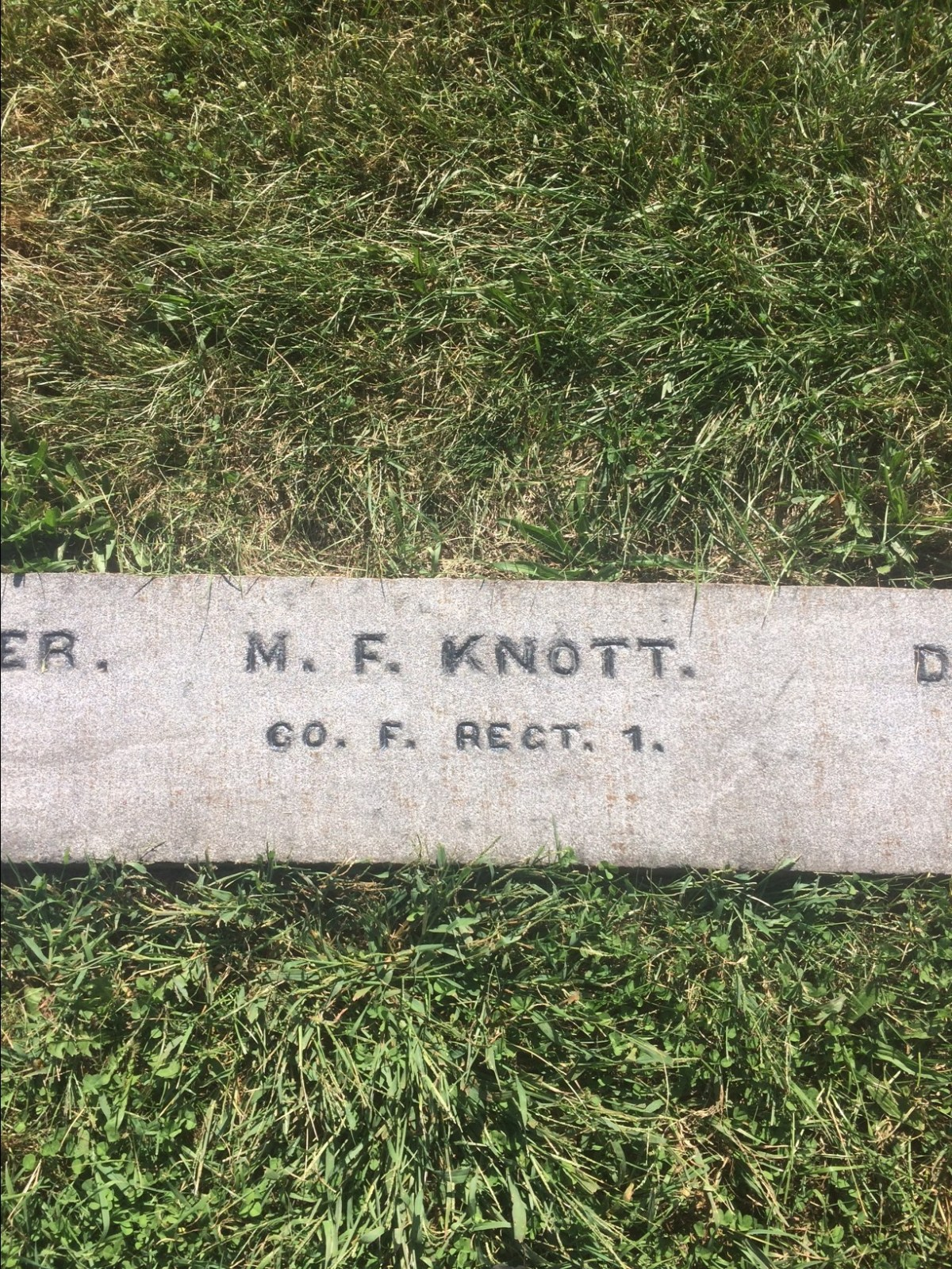 A Soldier of the North and South: The Remembrance Day Legacy of Minion Knott