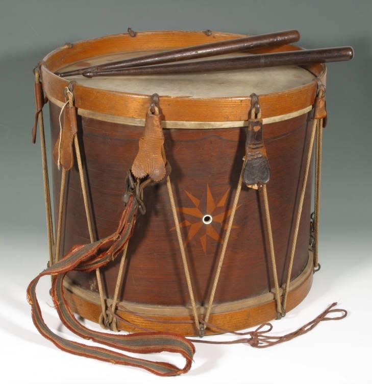 The Little Civil War Drummer Boy