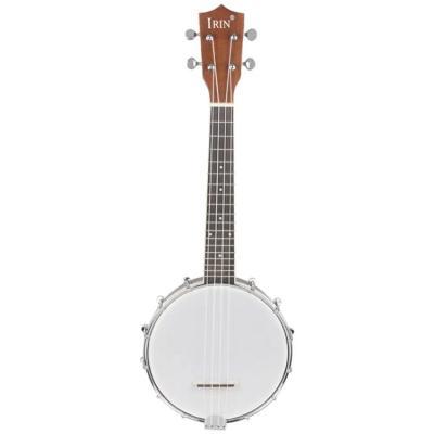 Handmade 23 Inch 4 Strings Banjolele Concert Size