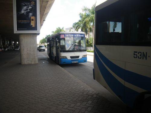 512番のバス