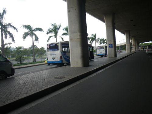 152番のバス