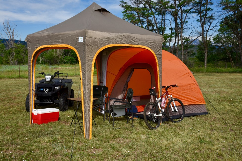 APEX CAMP PARTY Canopy, Dome Tent, Walls, Tote Bags