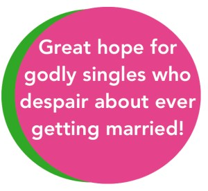 singleness hope for Christian single women