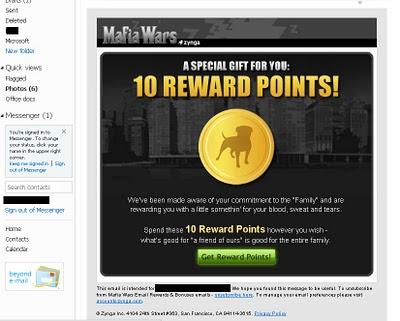 10 Rewards Points