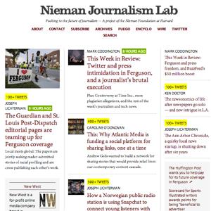 Nieman Journalism Lab
