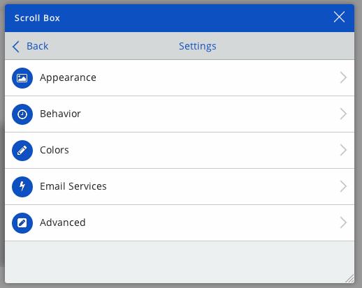 scrollbox-settings