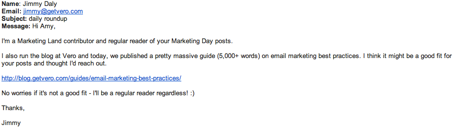 marketing land email
