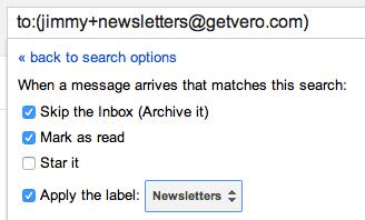 gmail extend