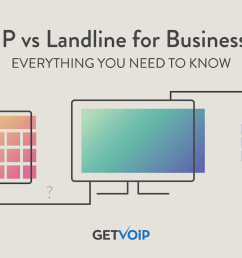 voip vs landline for business everything you need to know [ 1640 x 952 Pixel ]
